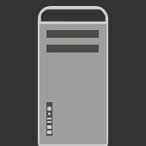 MacProのイラスト
